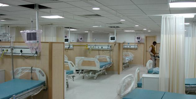 health care architecture hospital interiors anil chugh. Black Bedroom Furniture Sets. Home Design Ideas